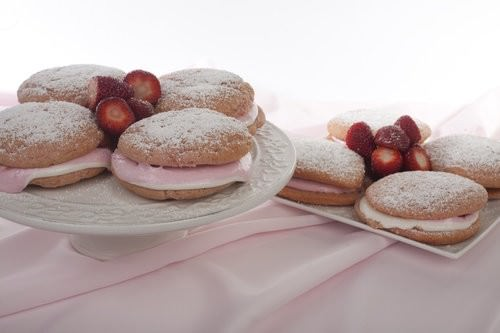 Strawberry Whoopie Pie-2