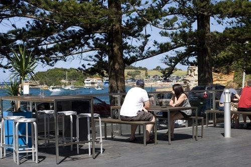 The Terrace Bar Terrigal