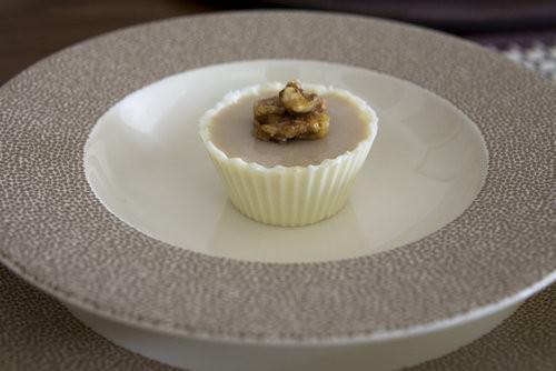 Tofu Mousse dessert