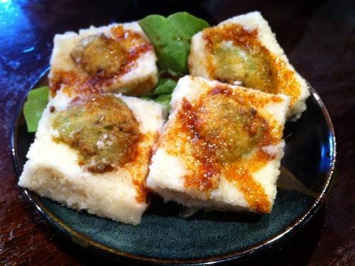 Wasabi Tofu Ramen Kan