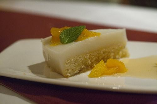 almond two ways, la luna, pacific dawn cruise