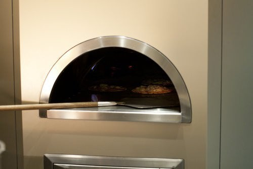 live pizza station, citrique Marriot surfers paradise