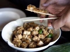 tempe satay sticks, balinese cooking school, bali-2