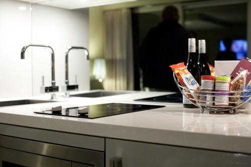 Kitchen Blackman Hotel