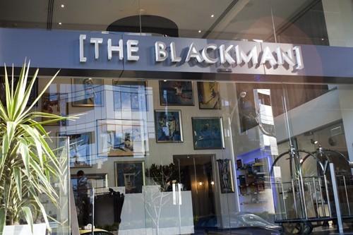 The Blackman Lobby