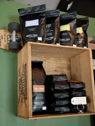 Marvell Street Coffee