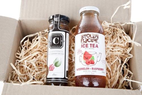 Little Box of Yum Riberry Chutney & The Stolen Tea