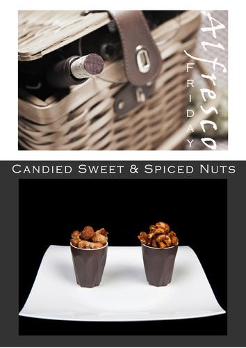 Alfresco Friday Candied Nuts