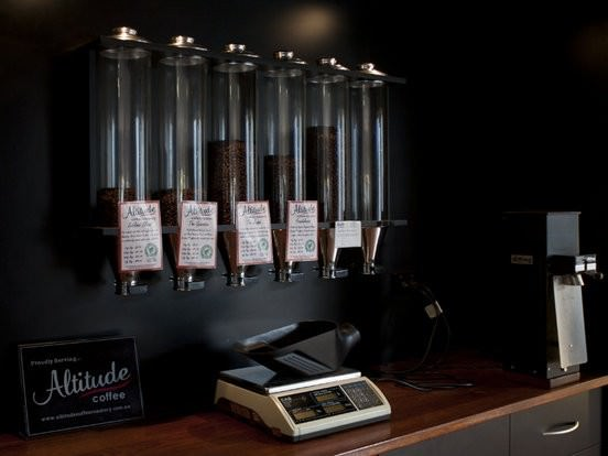 Altitude Coffee Roastery, Armidale cafe