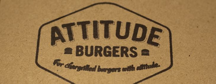 Attitude Burger Packaging Featured Image