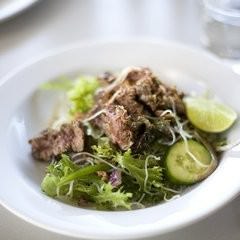 Beachstone Cafe- Thai Beef Salad