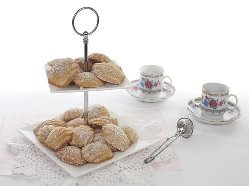 Chai Madelines