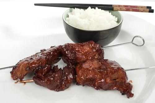 Chinese BBQ Char Siu Pork