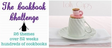 Cookbook Challenge Lolly cup