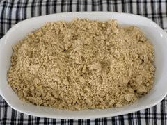 Streusel Butter Cake Crumble