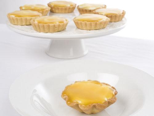 Caramel Cream Tart