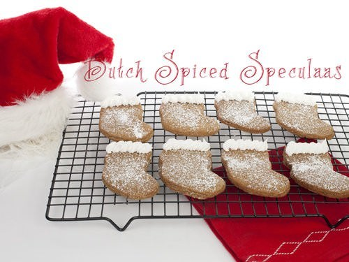 Dutch Spiced Cookies, Speculaa