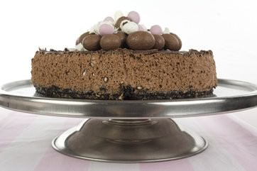 Easter Egg Chocolate Torte