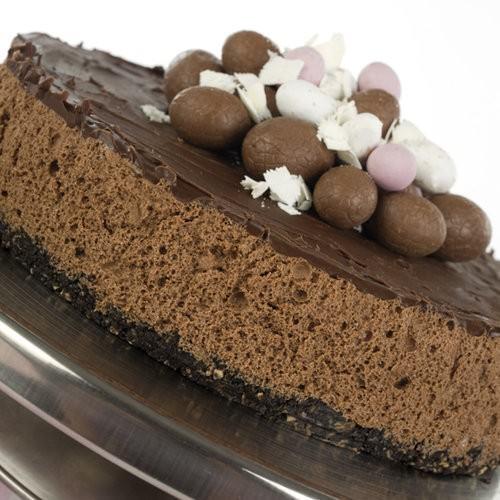 Easter Egg Mousse Torte