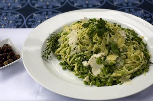 Gorgonzola Tagliatelle