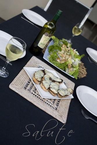 Lemon Myrtle Seafood Salad