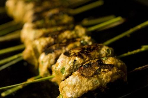 Thai Lemongrass Kebabs