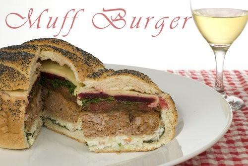 Muff Burger