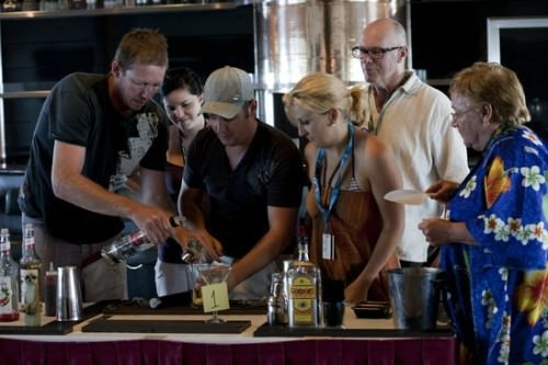 Cruise Cocktail Making Class