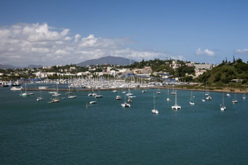 New Caledonia - Cruise Port
