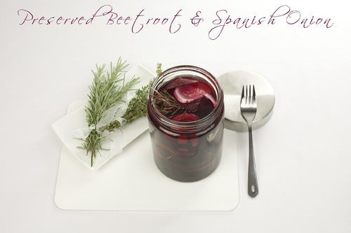 Preserved Beetroot
