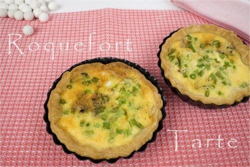 Roquefort Tart