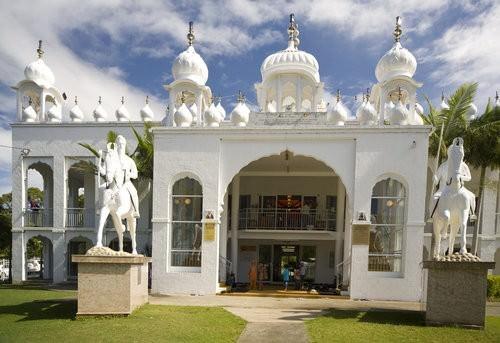 Sihk Temple