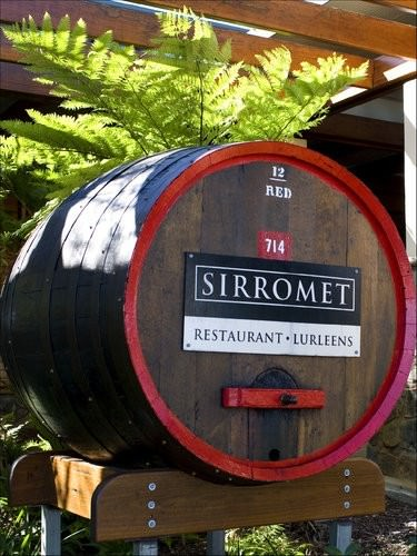 Sirromet Lurleen Restaurant