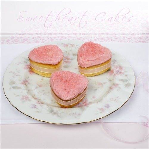 Sweetheart Cakes