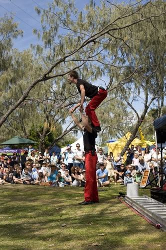 The Flash Coffs Harbour International Busker & Comedy Festival