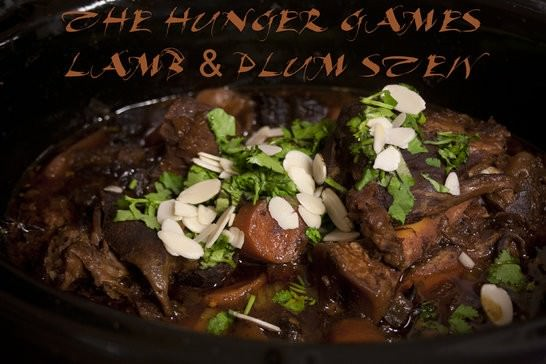 The Hunger Games Lamb Stew