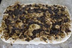 Walnut Scroll
