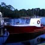 Strahan Boat Harbour