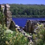 Sarah Island Penal Settlement Ruins