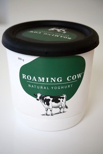 Roaming Cow Yoghurt