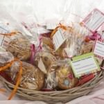 Basket of Cookies for the School Fete