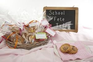 Cookies for School Fete