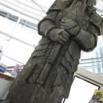 Dwarf Statue at Auckland Airport