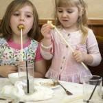 Kids at Yum Cha Aspley