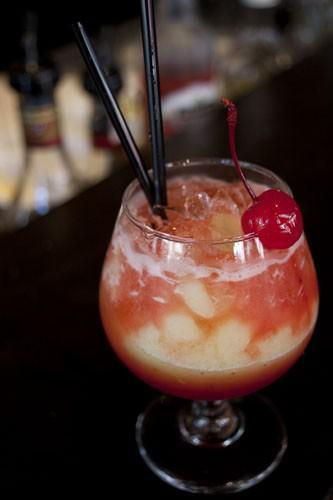 Passionate Kiss Cocktai