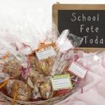 School Fete Cookies