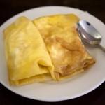 Sweet Chinese Pancake