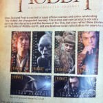 The Hobbit Stamps