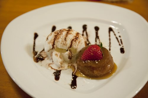 Auckland Toffee Pudding