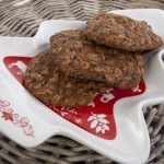 Cookie Swap Espresso Chip Oatmeal Cookies